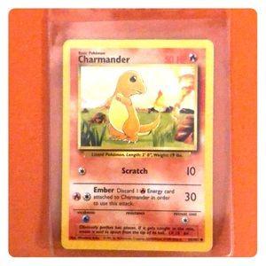 Charmander Basic Pokémon 46/102